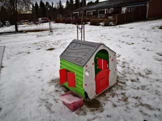 Playground house